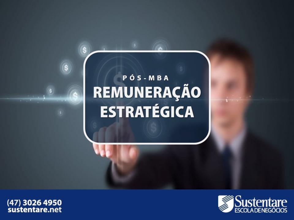 d4343d5e97a PÓS-MBA Remuneração Estratégica. Gestão ...